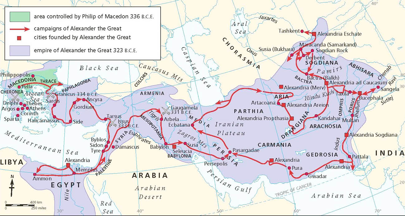Campaigns-of-Alexander-the-Great